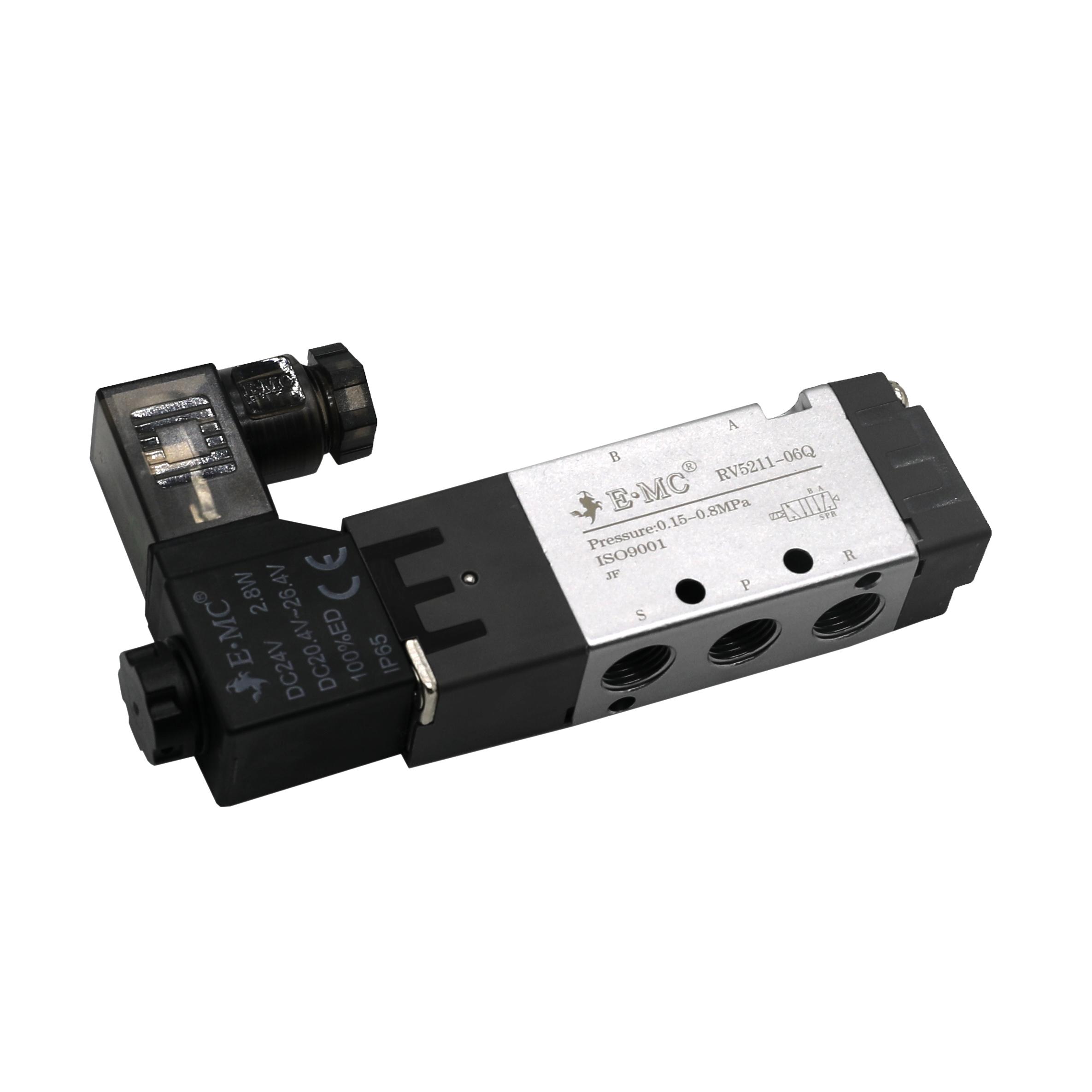 30500115 电磁阀 RV5211-06QE4 DC24V