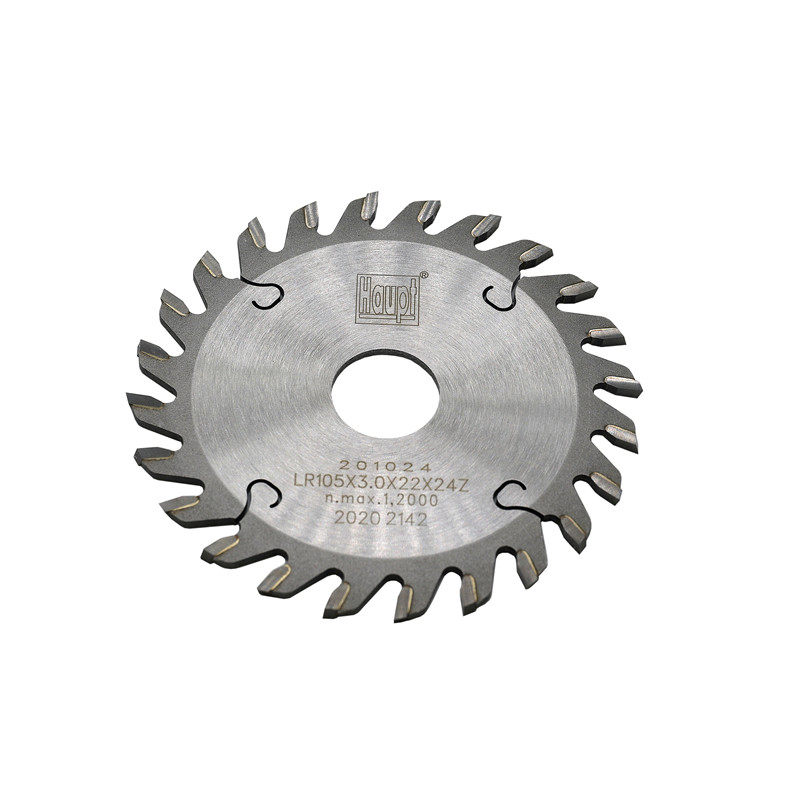 B750950A 硬质合金圆锯片 φ105×3×φ22×24Z