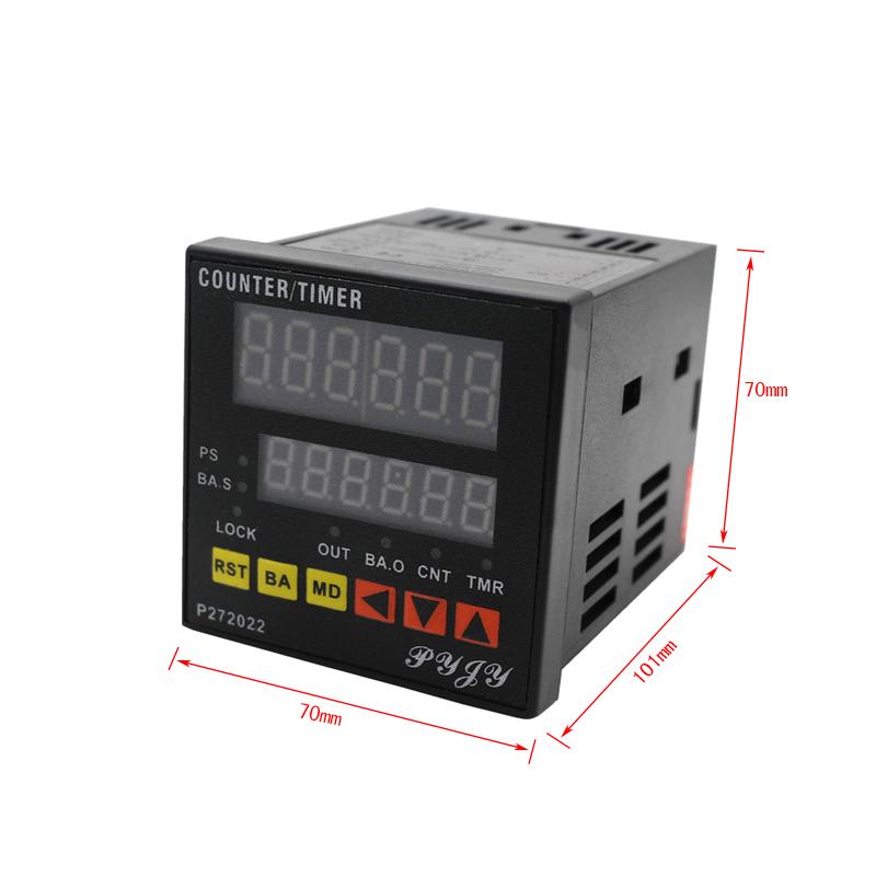 97000044 6位计数/定时器 CT7-MB61(GE7-P62A)
